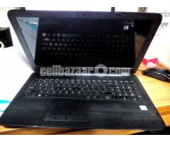 HP Laptop 6 months used (Emergency Sale) (All OK)