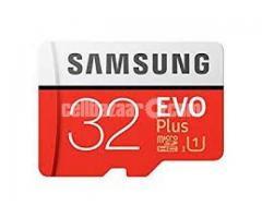 Samsung EVO MicroSD Memory Card 32GB