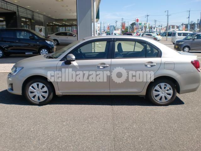 Toyota Axio G Beige 2013 Push Start - 5/5