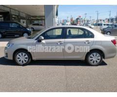 Toyota Axio G Beige 2013 Push Start - Image 5/5