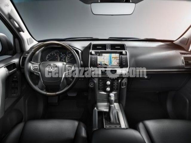 Toyota Prado TX-L Black 2018 - 4/4