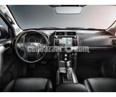 Toyota Prado TX-L Black 2018 - Image 4/4