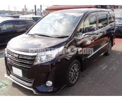 Toyota Noah SI Wine 2014 PUSH START