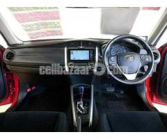 Toyota Fielder Hybrid G Aero 2013 Red