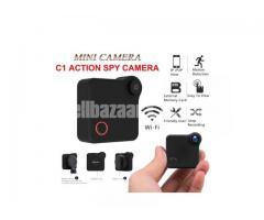 Spy Camera C1 Action Camera Wifi IP Camera