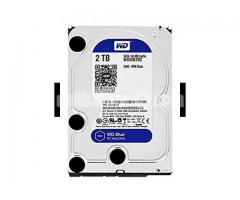 Western Digital 2TB Blue Desktop HDD