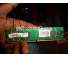 DDR2-800U 1GB RAM