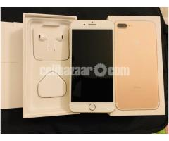 Apple iPhone 7 Plus Gold 256GB