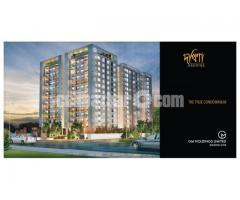 1375 sqr fit Flat sales @ Dakshinkhan
