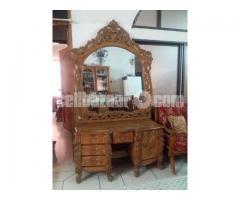 Dressing Table Segun wood