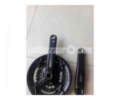 SRAM X4 Cycle Accessories Sell (Crankset & Cassette)