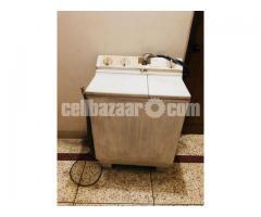 Sharp washnig machine