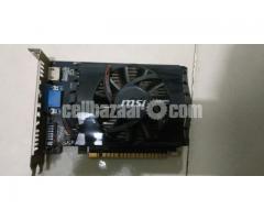 Nvidia Geforce Gt 730 2gb MSI
