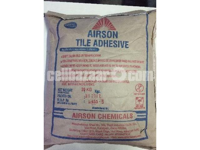 Ready mix dry plaster Manufacture in Nasik - Airson Chemical - 1/1