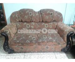 Sofa Set (2+2+1)