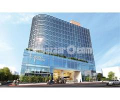 LEED CERTIFIED OFFICE  SALE@BASHUNDHARA R/A