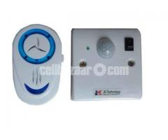 Home Security System (wireless)