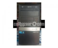 উত্তরবঙ্গে অল্পদামে Acer Core i3 পিসি কিনুন লুক নতুনের মত