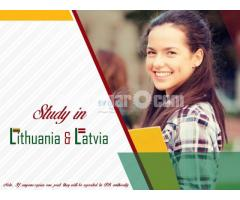 Study in Lithuania & Latvia