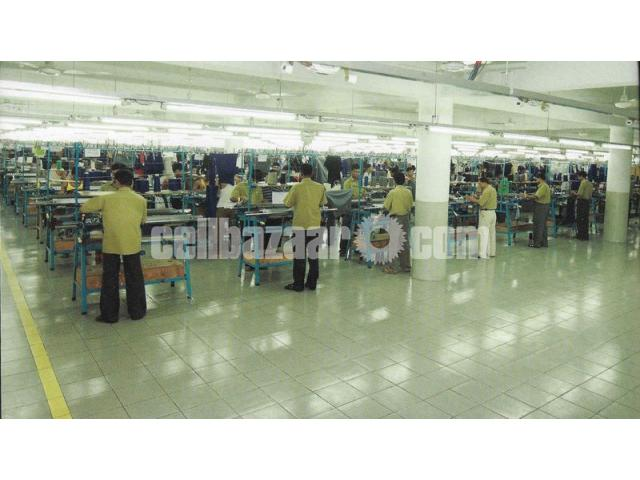 Sweater factory with full compliance - 2/5