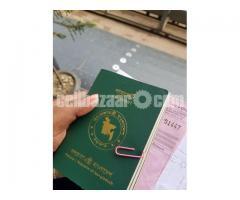 Tourist Visa Processing