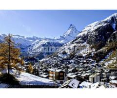 Switzerland Tourist Visa processing