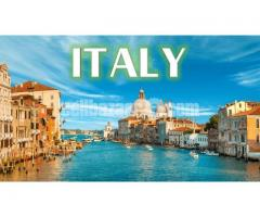 Visa Italy Quick Process