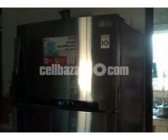 LG big fridge