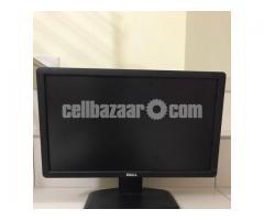 """Dell 18.5"""" monitor"""
