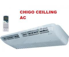 Chigo 5 Ton Ceilling & Cassette Type AC /Air Conditioner.