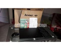 Lenovo New finger lock