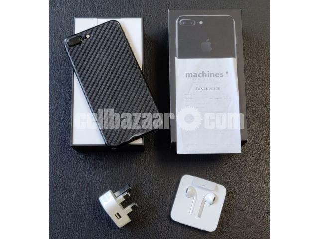 c96f746bfa1 Apple iPhone 7 Plus 128GB Jet Black Badda – Cellbazaar.com
