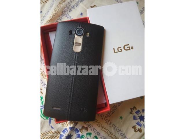 LG G4 RAM 3GB ROM 32GB ORIGINAL  NEW FULL BOX - 4/5