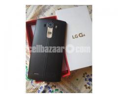 LG G4 RAM 3GB ROM 32GB ORIGINAL  NEW FULL BOX - Image 4/5
