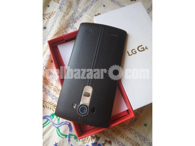 LG G4 RAM 3GB ROM 32GB ORIGINAL  NEW FULL BOX - 5/5