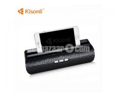 Kisonli - M6 Bluetooth Speaker for Smartphone