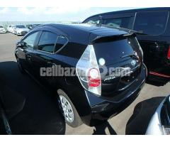 TOYOTA AQUA BLACK 2013 CAR SALE