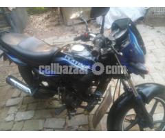 Platina 125cc bike