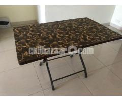 Table [Folding]