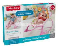 UInfant-To-Toddler Rocker (Baby Rocking Chair)