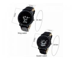 King & Queen Couple Watch for Gift! - Image 3/5