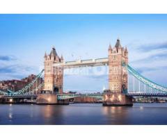 Visa England-London City Fast Process