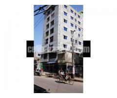 Ready flat near at Dholaikhal, Judge Court & Nawabpur Road.