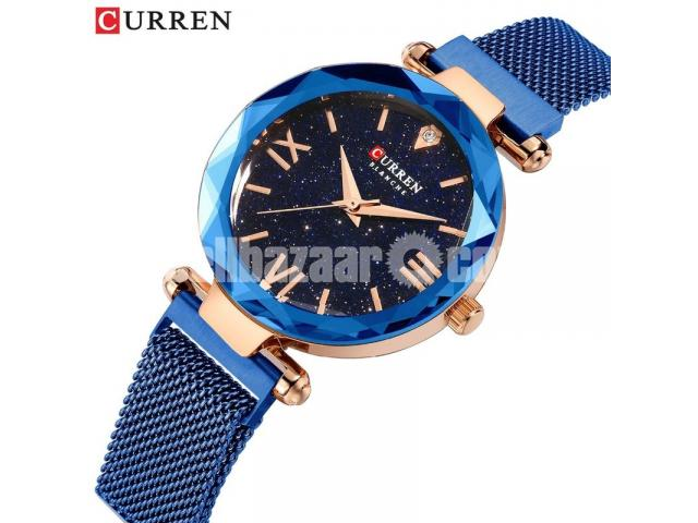 WW0174 Original Curren Blanche Ladies Magnetic Chain Watch - 1/5