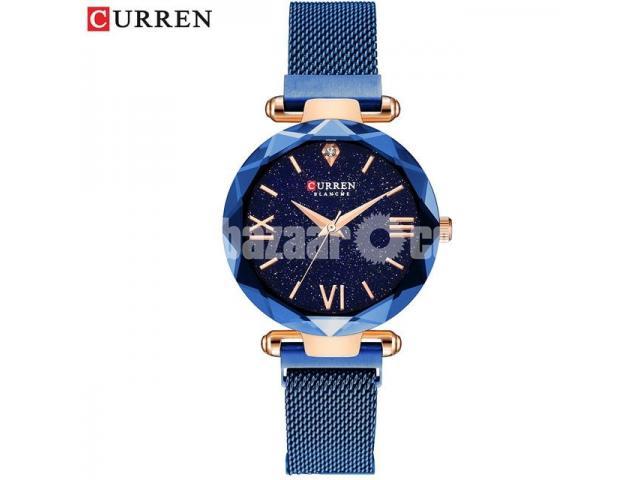 WW0174 Original Curren Blanche Ladies Magnetic Chain Watch - 2/5