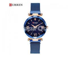 WW0174 Original Curren Blanche Ladies Magnetic Chain Watch - Image 2/5