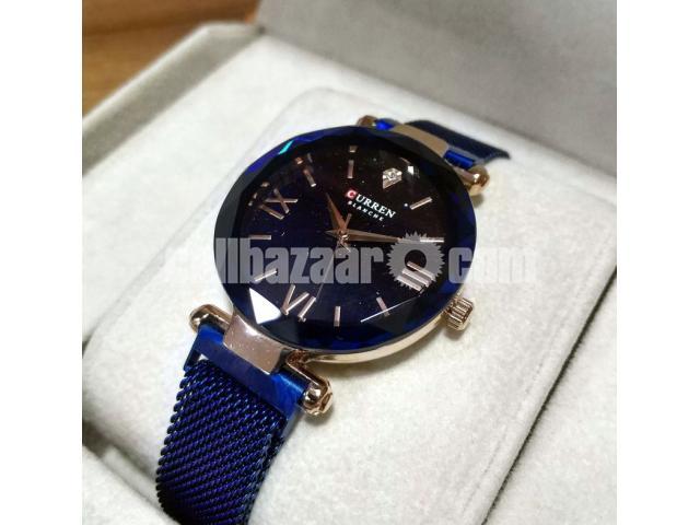 WW0174 Original Curren Blanche Ladies Magnetic Chain Watch - 3/5
