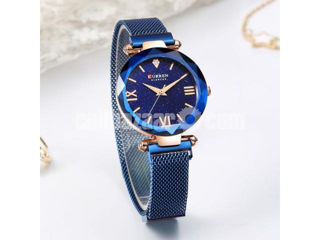WW0174 Original Curren Blanche Ladies Magnetic Chain Watch - 4/5
