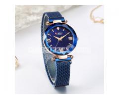 WW0174 Original Curren Blanche Ladies Magnetic Chain Watch - Image 4/5