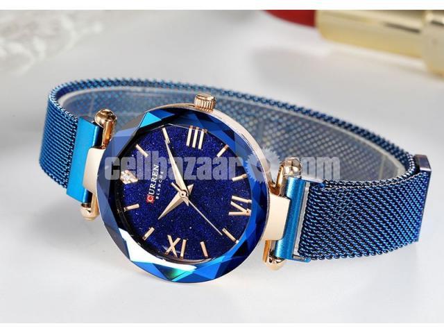 WW0174 Original Curren Blanche Ladies Magnetic Chain Watch - 5/5